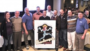 Launch of Burleque Lager at Misnky's 1