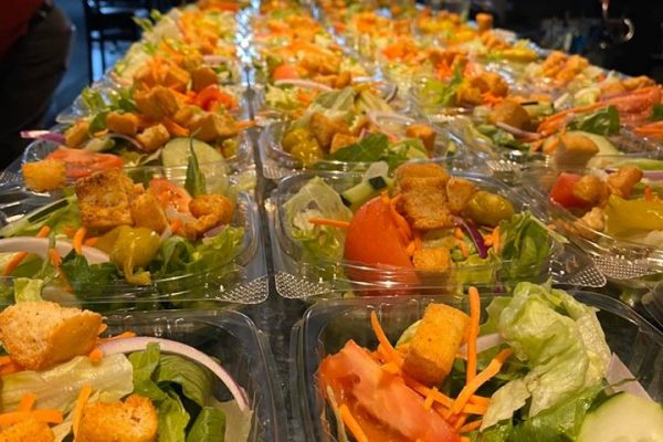 Minsky's salads