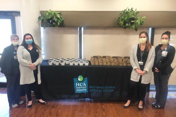 Minsky's delivers to Belton Regional Medical Center