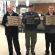 Minsky's Pizza visit KU Med