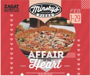 Minksy's Gluten-Free Nature's Choice Best Pizza in Kansas City