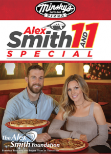 Minsky's Pizza Alex Smith