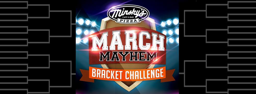 March Mayhem Minsky's