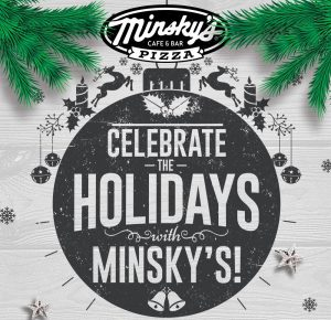 Minsky's Holiday Gift Cards