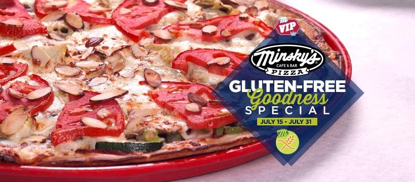 Gluten-Free Goodness – Savings through July!