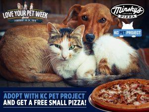 Minsky's Pet Pizza