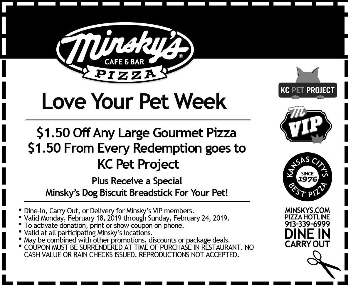 Minsky's Pet Week